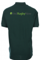 Rugby Green Polo - back