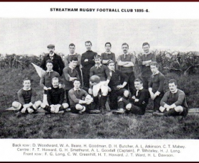 Club of the Month: Streatham-Croydon RFC