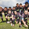Afghanistan Rugby Team at the East London Sevens