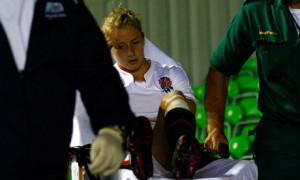Fiona Pocock's injury at the World Cup 2010