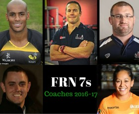 FRN Announces Rugby 7s Coaching  Team