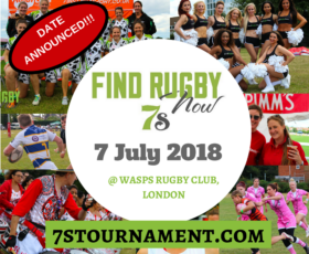 London Rugby 7s Festival-Early Bird Offers Expire 1 April!