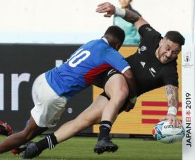 Top 10 Tries from Rugby World Cup 2019 to Inspire in 2020