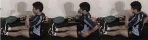 arm sprints