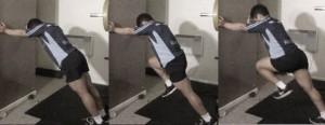 wall sprints